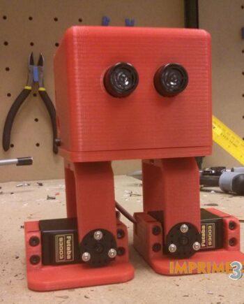Robot Zowi Imprimetresde