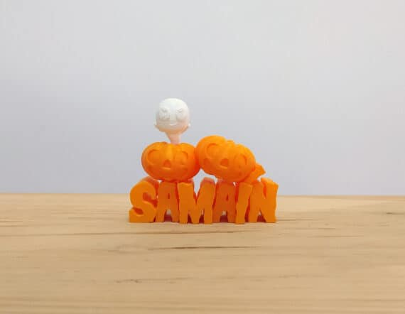 Figura Samaín I3D