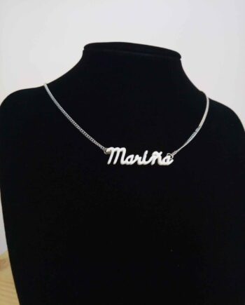 Collar Personalizado Mariña I3D