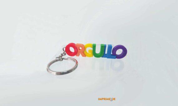 Chaveiro ORGULLO