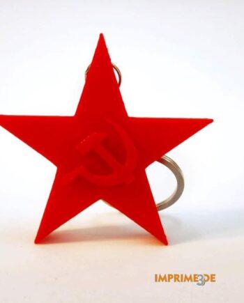 estrela vermella