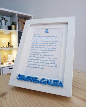 Marco Fotos Sempre en Galiza I3D