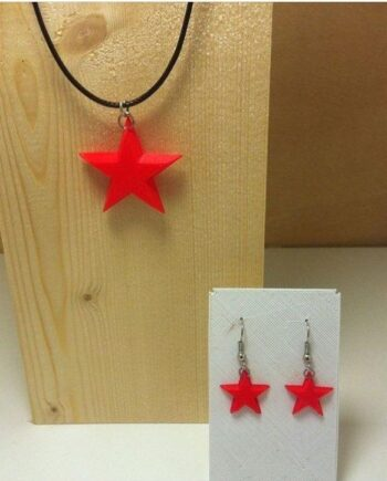 Colecção Estrella Vermelha I3D