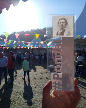Marcapáginas Eduardo Pondal I3D