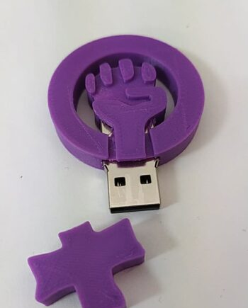 Pendrive 32 Gb Woman Power I3D