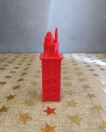 Torre Decorativa I3D