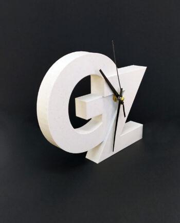 Reloj GZ parede I3D