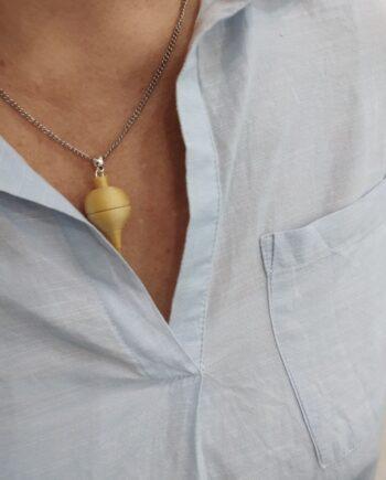 Collar Peonza I3D